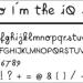 网络玩法-漂移字体